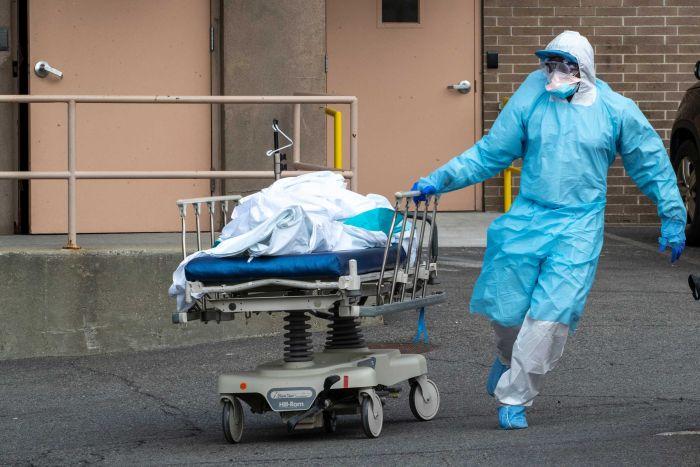 भरतपुरको पुष्पाञ्जली अस्पतालमा एक कोरोना संक्रमितको मृत्यु