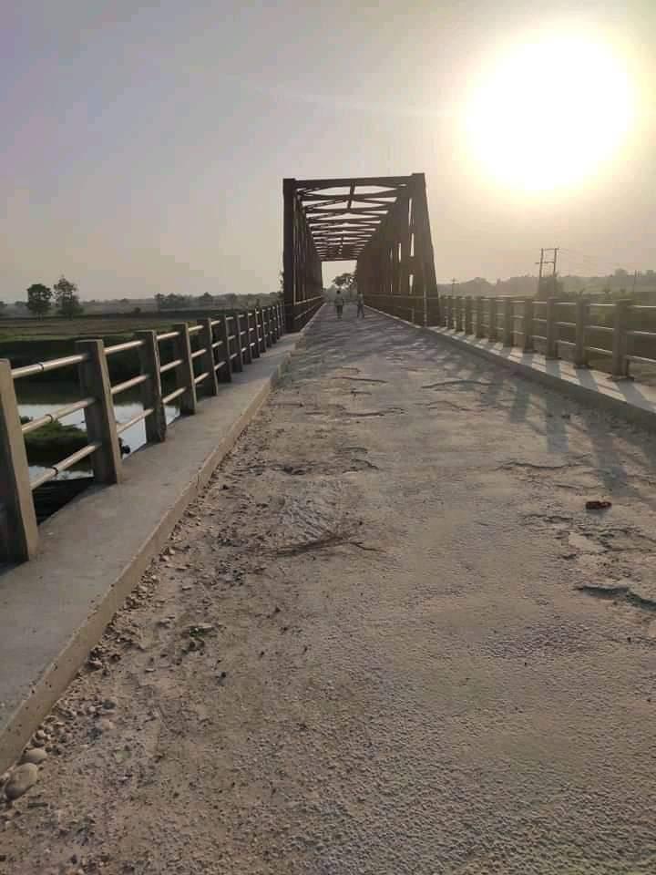 ठेकेदार रौनियारले तिलावे पुल अलपत्र बनाई पर्साबासीको भबिष्यसँग खेलवाड गरे