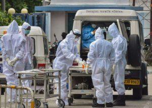 भारतमा शुक्रबार एकैदिन २६ हजार बढी संक्रमित थपिए