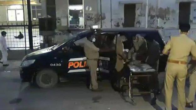 कानपुरमा भएको मुठभेडमा डीएसपी सहित ८ सुरक्षाकर्मीको मृत्यु