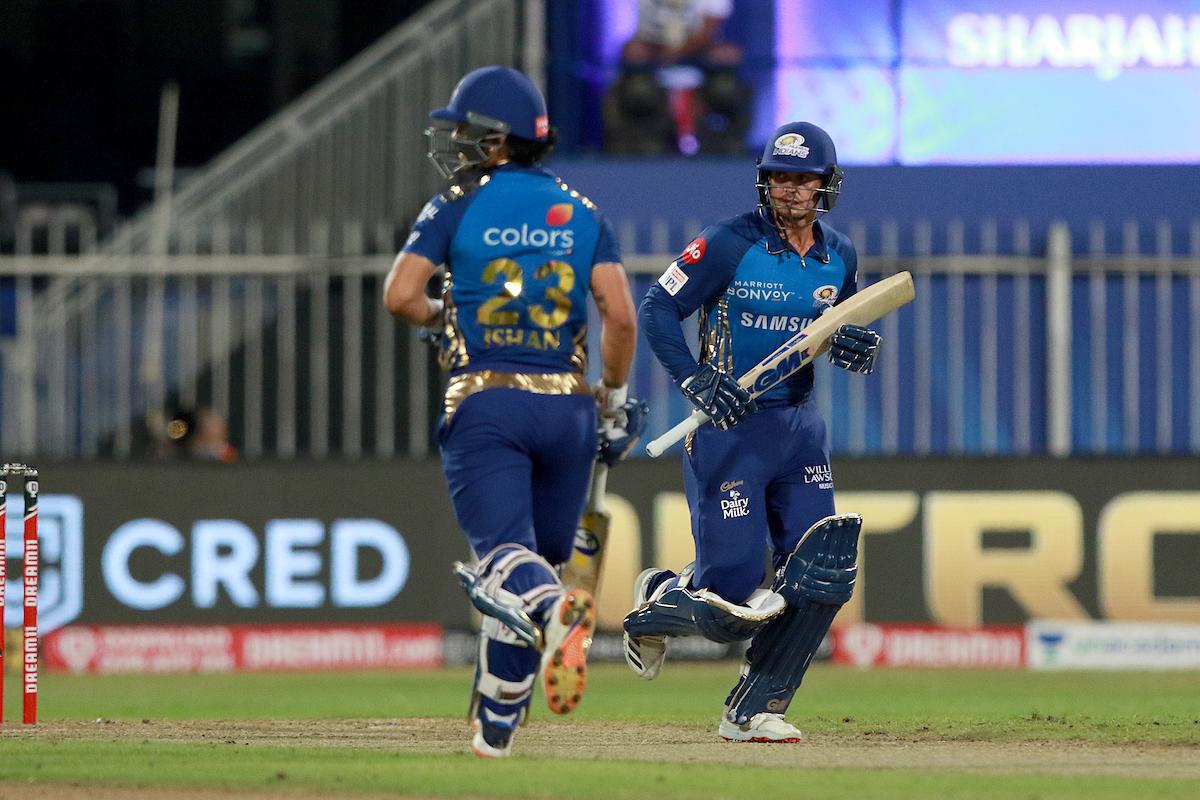 चेन्नईलाई १० विकेटले हराउँदै मुम्बई शीर्षस्थानमा