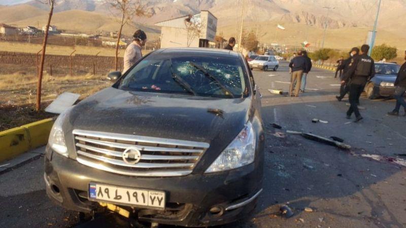 इरानका वरिष्ठत परमाणु वैज्ञानिक फख्रिजादेको हत्या
