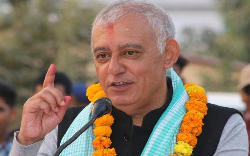 कम्युनिष्टको किचलोकै कारण बैशाखमा चुनाव हुँदैन – डा.कोईराला