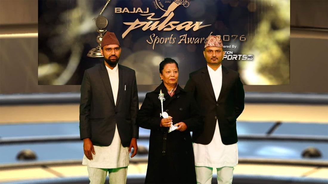 मन्देकाजी श्रेष्ठ र गौरिका सिंह वर्ष उत्कृष्ट खेलाडी घोषित
