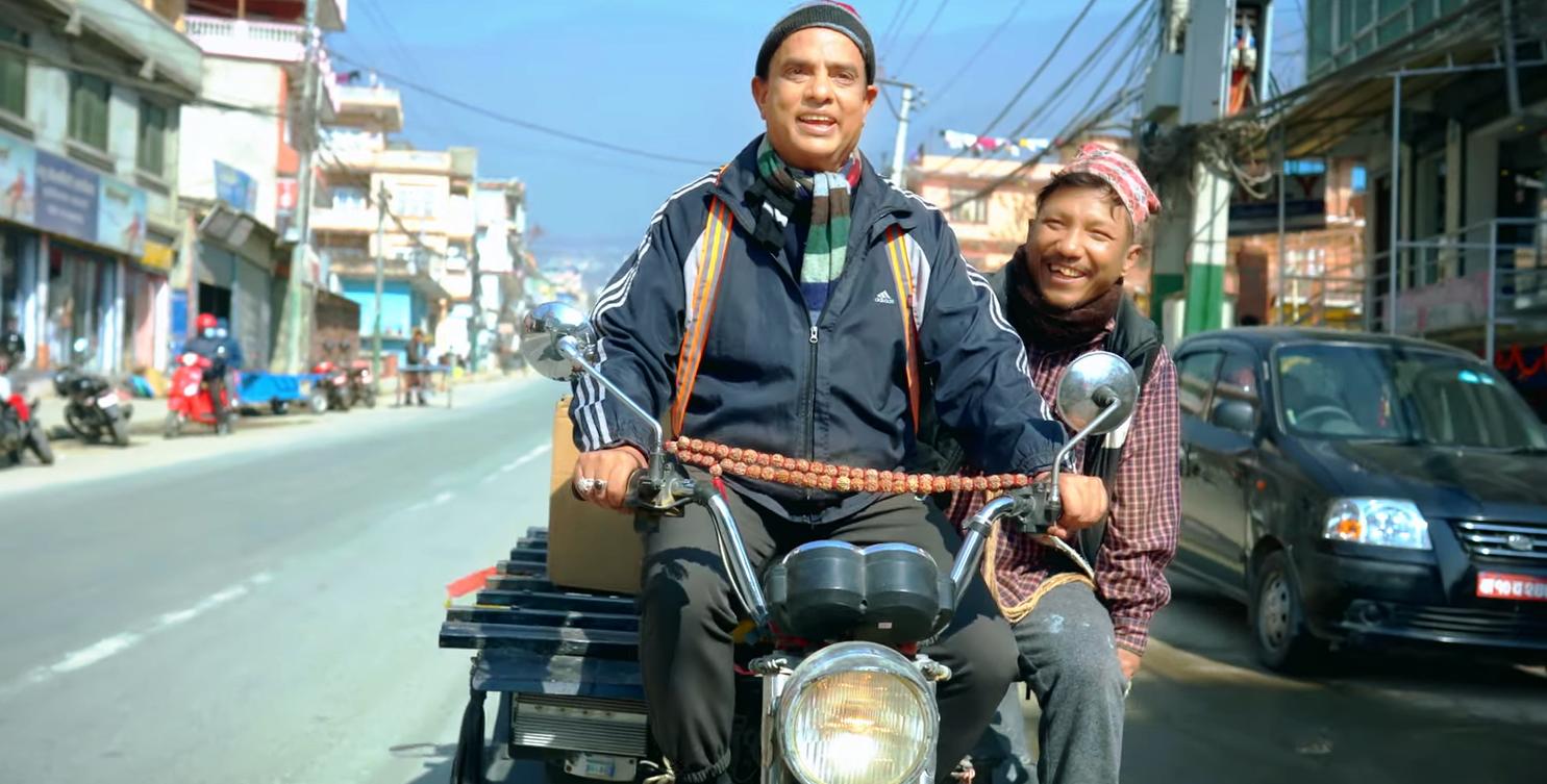 देशको बिग्रदो राजनीतिमाथि हरिवंशको व्यंग्यात्मक गीत