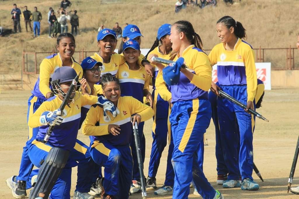 प्रदेश एकले उचाल्यो प्रधानमन्त्री कप महिला क्रिकेटको उपाधि