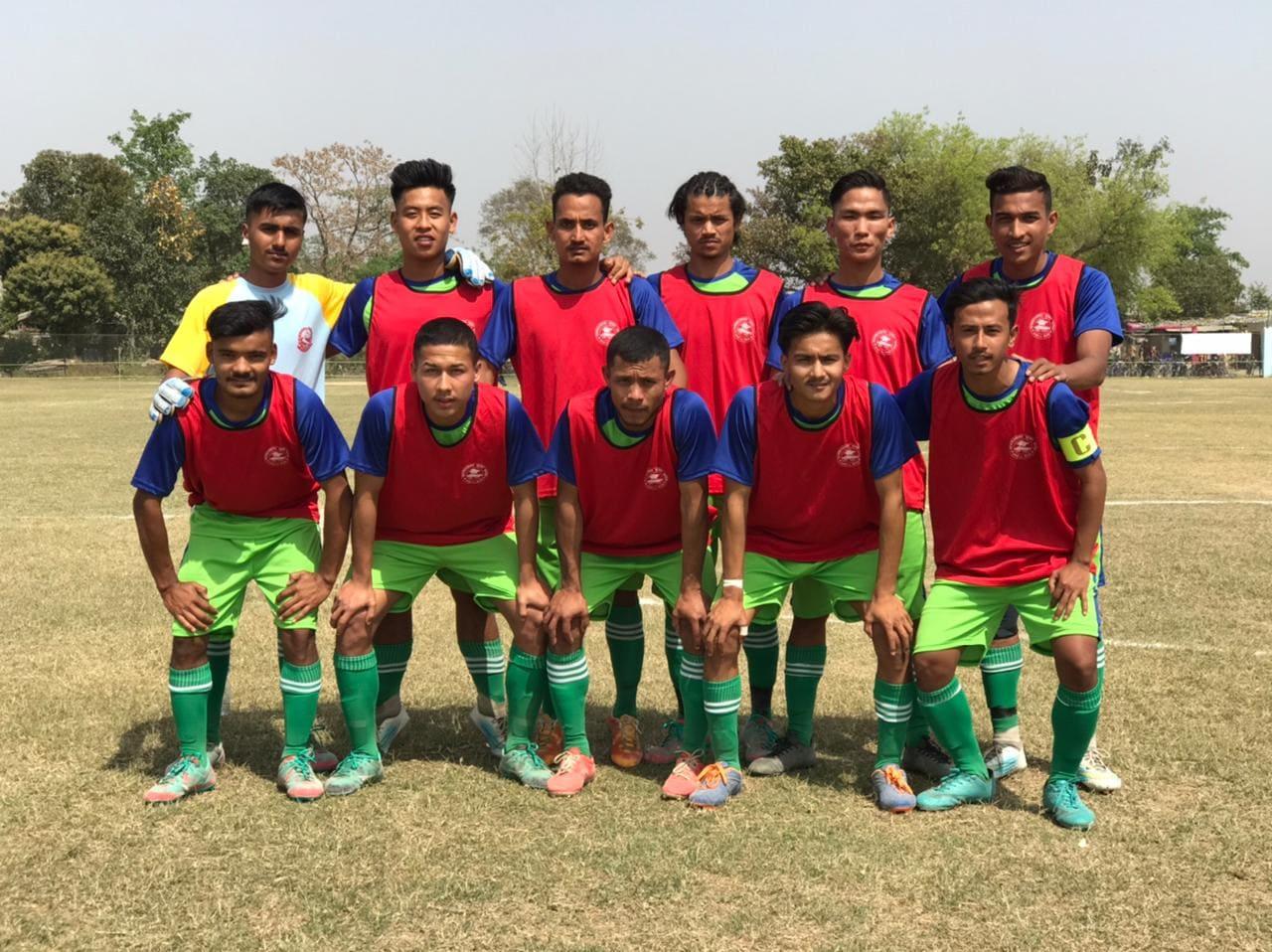 धनगढी मेयर-उपमेयर कप : वडा नम्बर ४, १२, १४, १६ र १९ विजयी