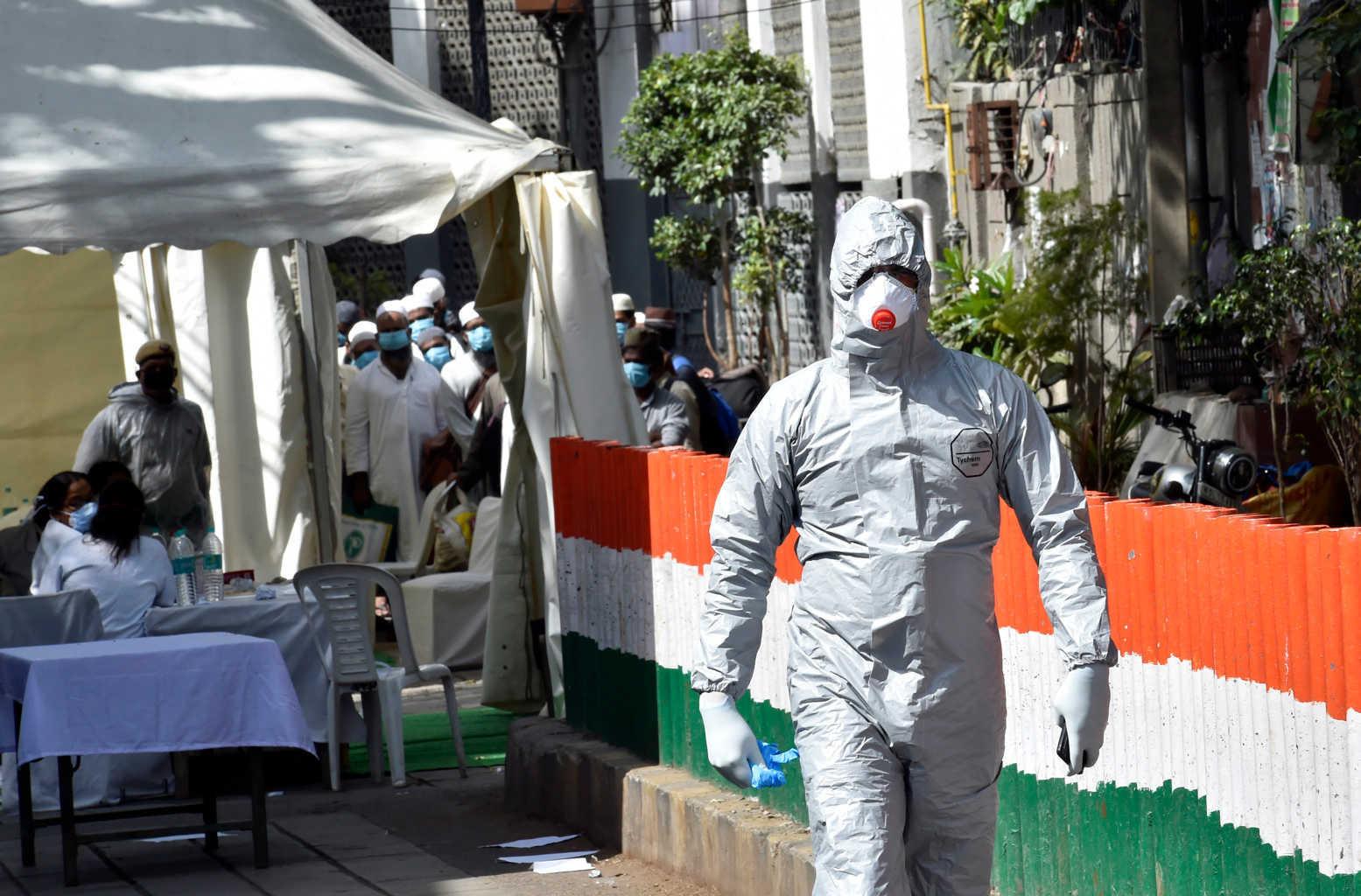 भारतमा १ करोड ८० लाख संक्रमित, २ लाख बढिको ज्यान गयो