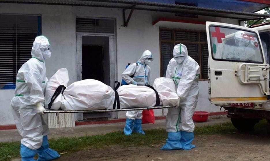 मुलुकमा पछिल्लो २४ घण्टामा२६१८ संक्रमित, १४ जनाको मृत्यु