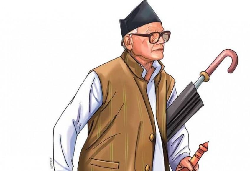 मेलम्चि आएपछी कृष्ण प्रसाद भट्टराईको भिडियो सार्वजनिक