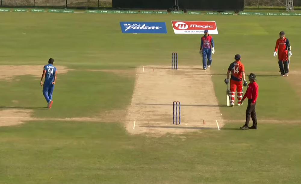 नेदरल्यान्डविरुद्ध १४२ रनसँगै नेपाल क्रिकेट च्याम्पियन