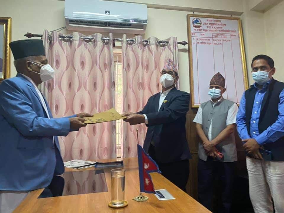 लुम्बिनी प्रदेश प्रमुखद्वारा प्रदेश सभाको अधिवेशन डाक्न अस्वीकार