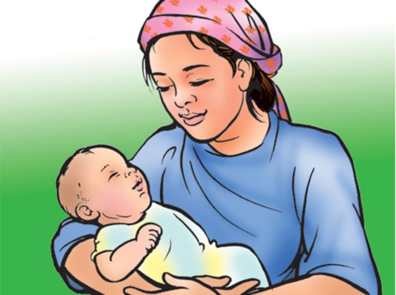 मालीकी एक महिलाले जन्माइन एकसाथ ९ बच्चा