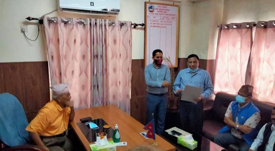 मुख्यमन्त्री शंकर पोखरेलको विरुद्धमा लुम्बिनीका ४१ सांसद