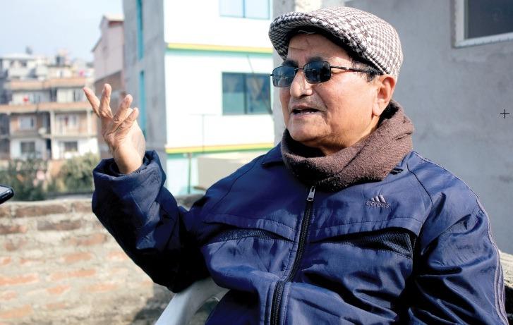 जनवादी गायक जेवी टुहुरेको निधन