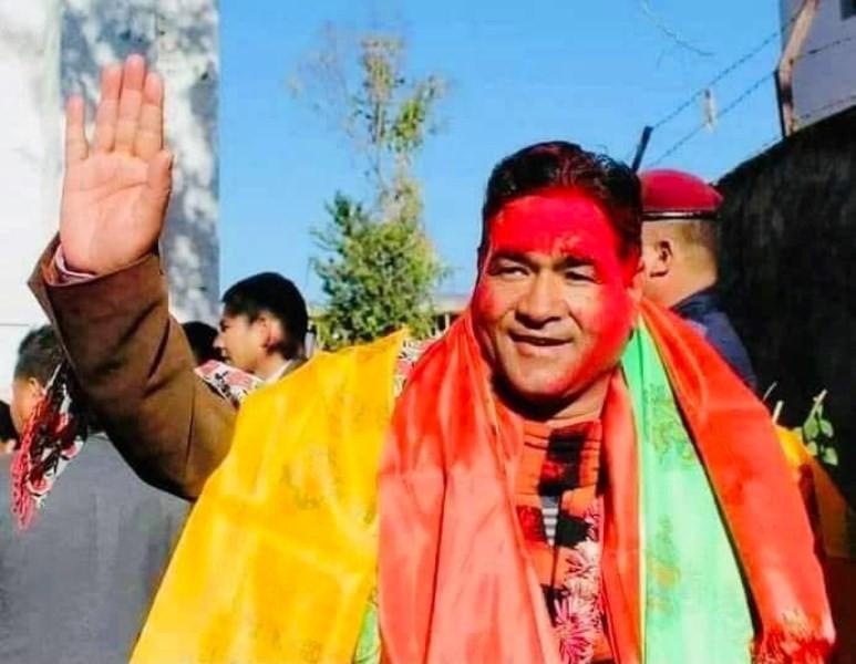लुम्बिनीको मुख्यमन्त्रीमा कुलप्रसाद केसी नियुक्त, सपथ हुँदै