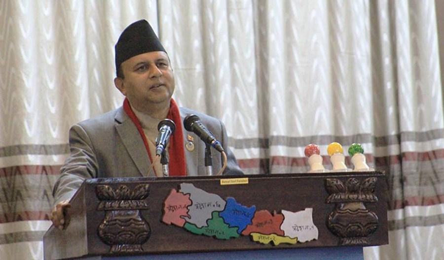 अन्तत: लुम्बिनीका मुख्यमन्त्री पोखरेलले दिए राजीनामा