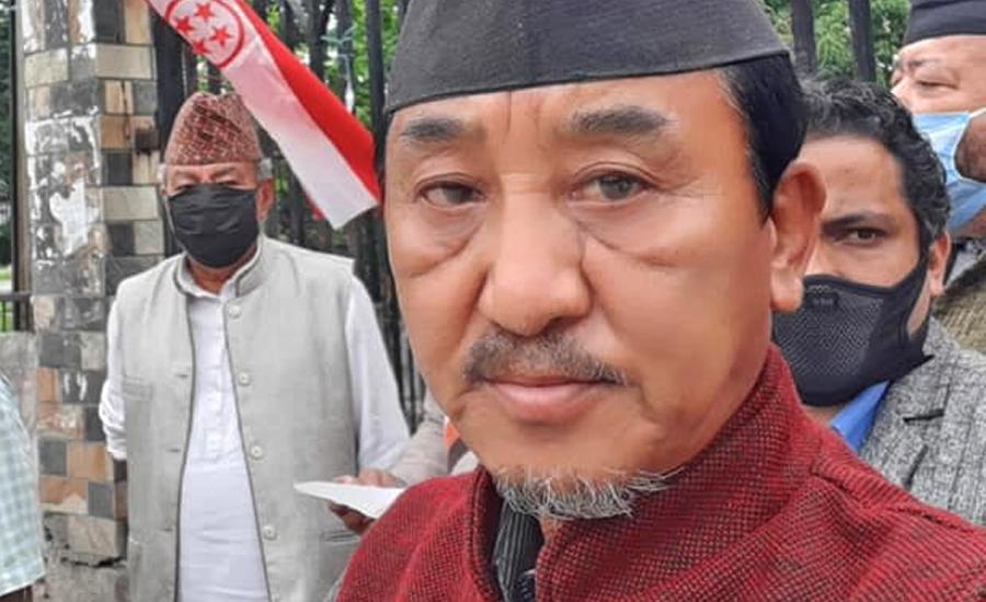 नेपाली कांग्रेस बीपीको सभापतिमा शेरचन