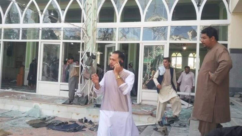 अफगानिस्तान विष्फोटमा मृत्यु हुनेको संख्या ३२ पुग्यो