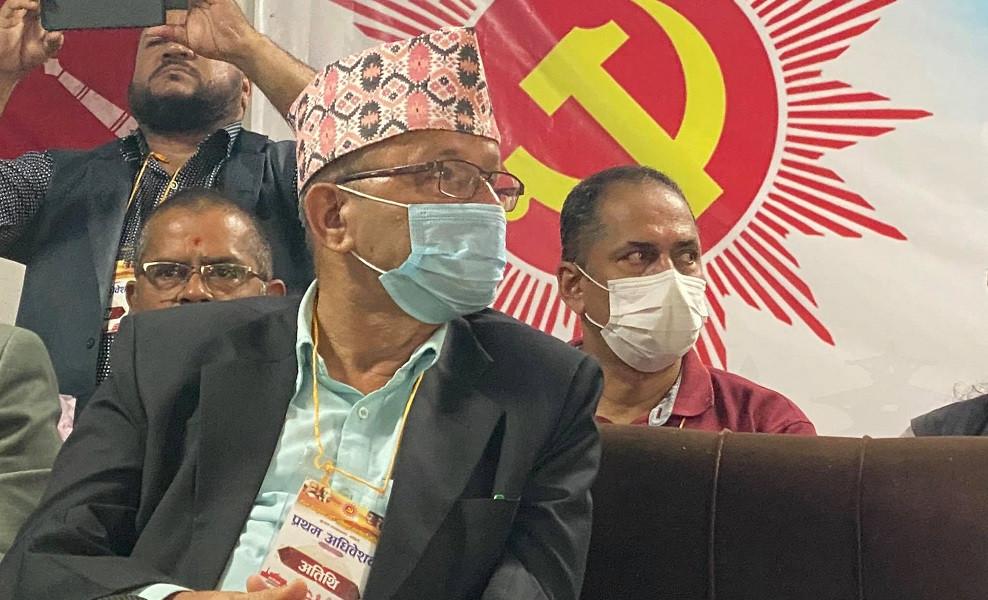 नेकपा एसका केन्द्रीय सल्लाहकार एमालेमै फिर्ता